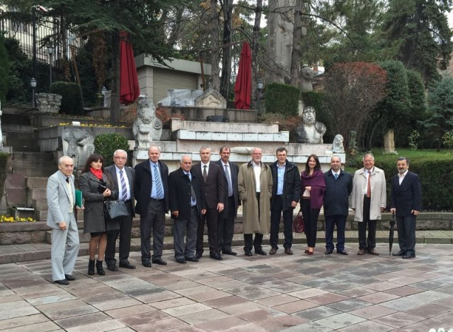 FUEN TAG Anadolu Medeniyetleri Müzesi'nde